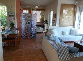 Antonia's House with Free Bikes, pet-friendly hotel in Aegina Town