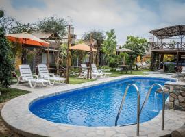 Buena Vista Casa Hotel, hotel in Chincha Alta