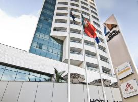 Hotel Luzeiros Fortaleza, hotel near North Shopping, Fortaleza