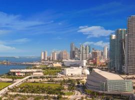 Hilton Miami Downtown, hotel en Miami