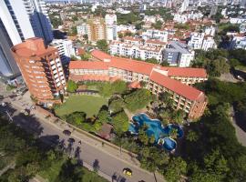 ホテル カミノ レアル、サンタ・クルス・デ・ラ・シエラのホテル