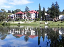 Gran Hotel del Lago, hotel en La Falda