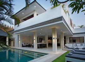 Amadu Bali Villas, luxury hotel in Legian