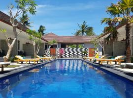 Villa Pine Tree, holiday park in Gili Trawangan