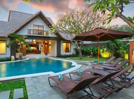 Mutiara Bali Boutique Resort & Villa, resort in Seminyak