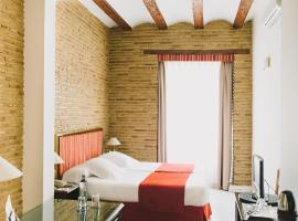 Ad Hoc Monumental 1881, hotel near Turia Gardens, Valencia
