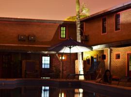 marangatu apart hotel, departamento en Puerto Iguazú