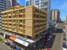 De Rose Centro Hotel, hotel em Torres