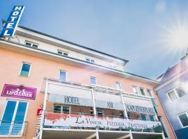 Hotel am Kapuzinerplatz, Hotel in der Nähe von: Abtei Seckau, Knittelfeld