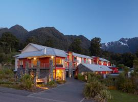 Distinction Fox Glacier - Te Weheka Boutique Hotel, hotel in Fox Glacier