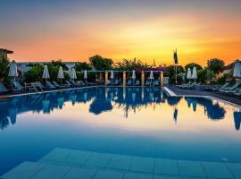 Nissia Kamares, hotel with pools in Kardamaina