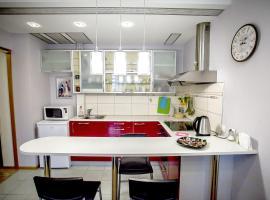 Апартаменты Позитив, бюджетный отель в Санкт-Петербурге