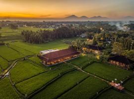 Tanah Gajah, a Resort by Hadiprana, hotel near Goa Gajah, Ubud