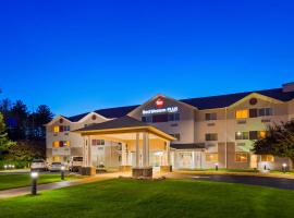 Best Western PLUS Executive Court Inn & Conference Center, hotel in Manchester