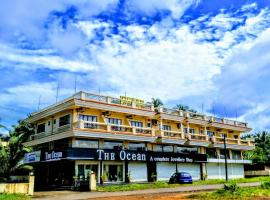 Ocean Crest Hotel, отель в Колве