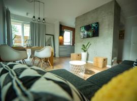 Przystań I, apartment in Ostróda