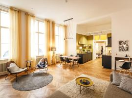 The Temple, apartment in Vienna