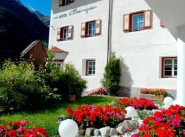 Hotel Berger Superior, hotel in Riva di Tures