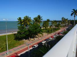 Beira Mar 2 qts e 2 wc na Praia do Cabo Branco, hotel near Cabo Branco beach, João Pessoa
