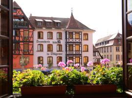La Fontaine Sainte Odile, hotel in Obernai