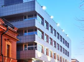 Business Hall, hotel in Irkutsk