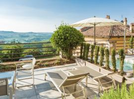 Le Torri - Rooms and Apartments, hotel em Castiglione Falletto