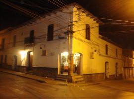 Hostal Recoleta Sur, B&B in Sucre