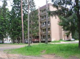Пансионат Сокол, отель в Заречье