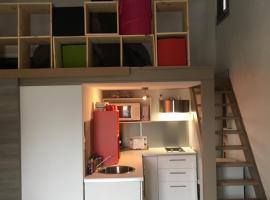 Studio Gruissan, holiday home in Gruissan