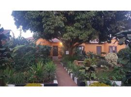 Gorilla African Guest House, homestay in Entebbe
