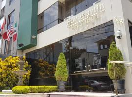 Apart Hotel San Martin, serviced apartment in Lima