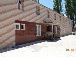 Kama, hotel in Gyumri