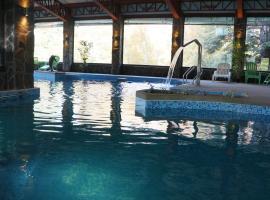 Cabañas Blanche Neige Wellness & SPA, hotel en Las Trancas