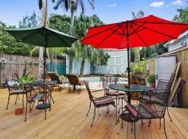 Chez Palmiers B&B, vacation rental in New Orleans