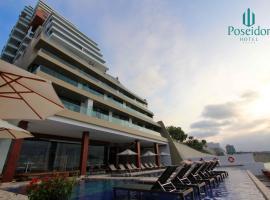 Hotel Poseidon, hotel in Manta