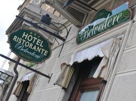 Hotel Belvedere, hotel a Torino