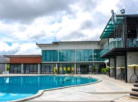 Prajaktra Design Hotel, hotel in Udon Thani
