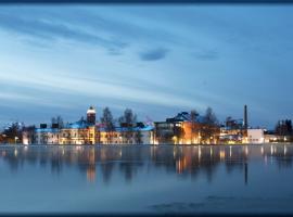 Hotel Lasaretti, hotel near Oulu Airport - OUL, Oulu