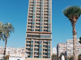 Apartamentos Oasis Benidorm, apartamento en Benidorm