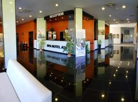Спа Хотел Ата, хотел във Вършец