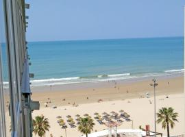 Playa Victoria Paseo Marítimo 3 Rooms, apartment in Cádiz