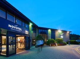 Novotel London Stansted Airport, hotel near London Stansted Airport - STN,
