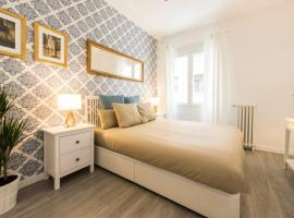 Living Guzman Apartment, hotel near Clinico San Carlos Hospital, Madrid