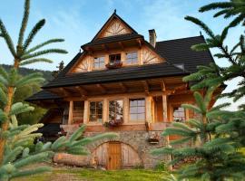 "Pokoje gościnne ""Mraźnica"", hotel near Tatra National Park, Zakopane"