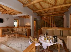 Hiba Lodge, country house in Imlil