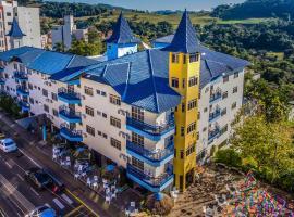 Hotel Paraiso, hotel in Piratuba