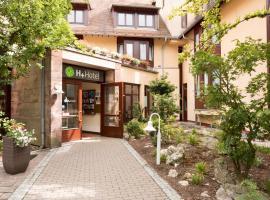 H+ Hotel Nürnberg, hotel v Norimberku
