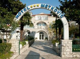 Hotel Metković, hotel u Metkoviću