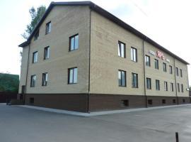 Яръ Отель, отель в Ярославле
