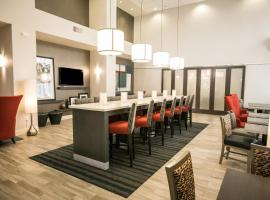 Hampton Inn & Suites Tempe/Phoenix Airport, Az, hotel near Phoenix Sky Harbor International Airport - PHX,
